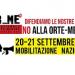 20-21 Settembre 2014 – Mobilitazione nazionale NO alla Orte-Mestre